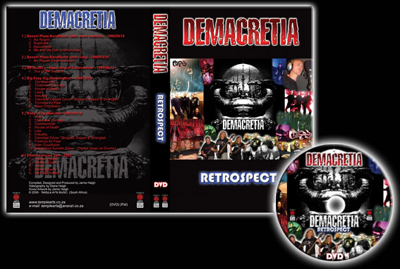 Demacretia DVD